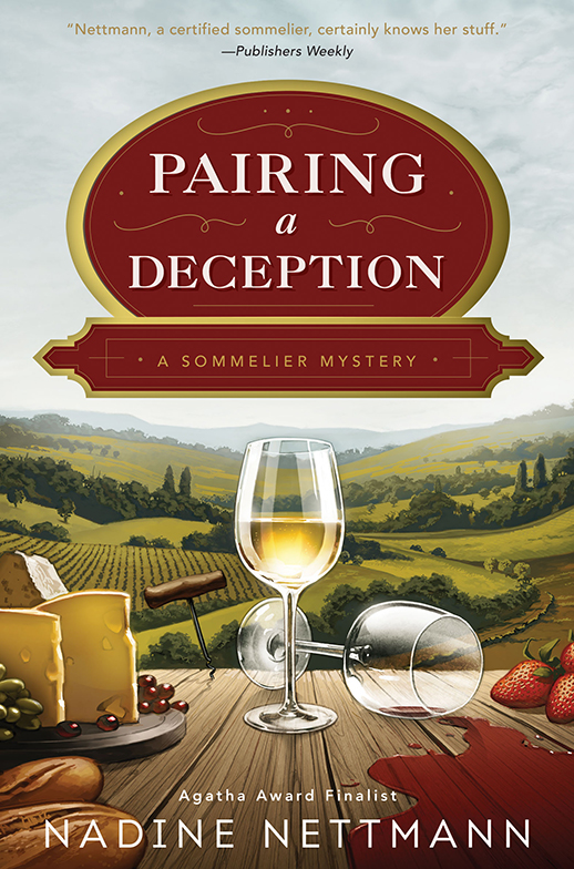 Pairing a Deception Book Cover